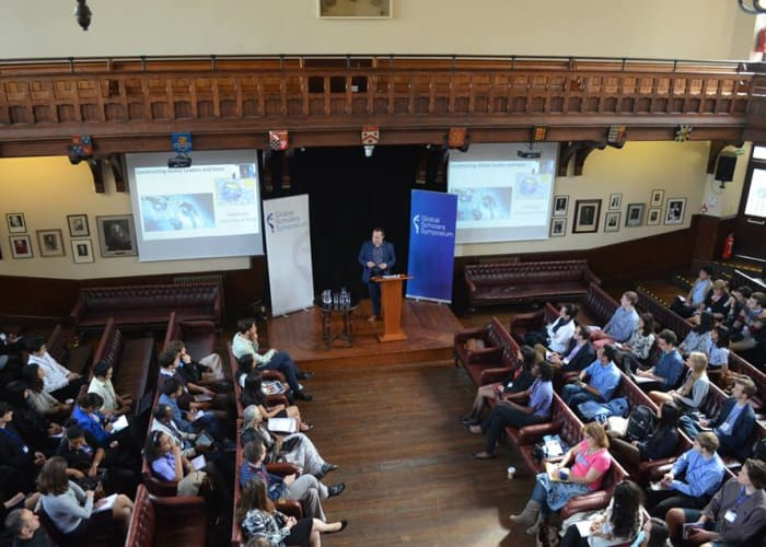 The world famous debating chamber at The Cambridge Union Society includes complementary use of our WiFi. Seven lapel and six handheld wireless microphones with a built in conferencing PC. The ability to record from 4 controlled cameras located stratrigicalyl around the room. The ability to also stream from the cameras out to our Livestreaming Service and internally around the building. Additional costs do apply for these services.