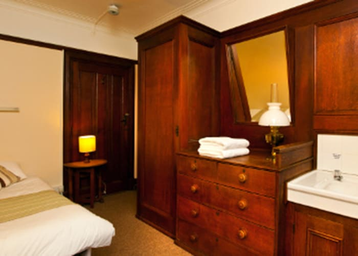 Single standard bedrooms