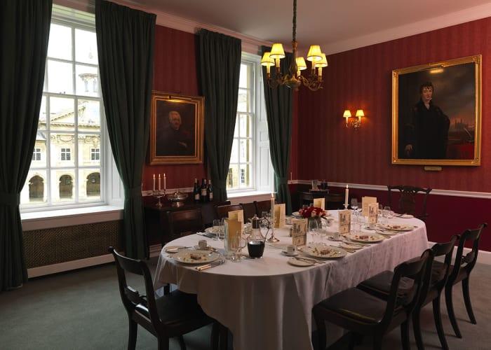The Fellows' Breakfast Room