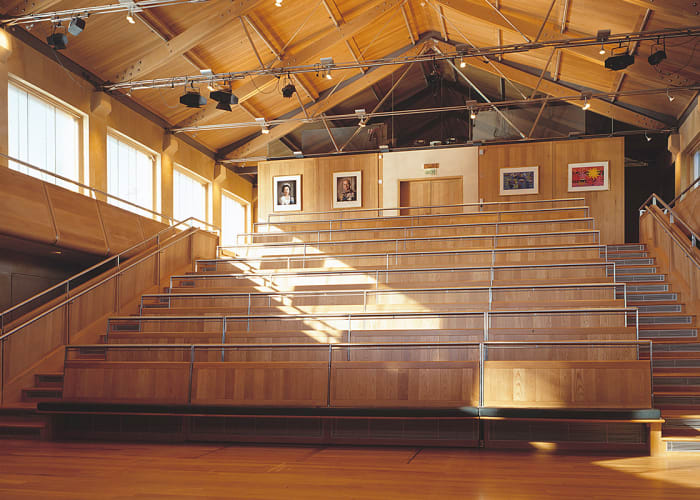 The Queens Lecture Theatre