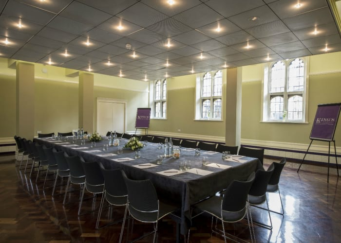 The Chetwynd Room & Keynes Lecture Theatre