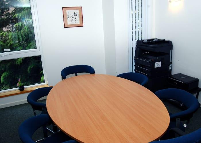 Kaetsu Executive Meeting Room