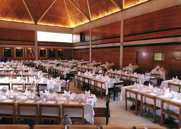 Situated in Cripps Court. Suitable for luncheons and dinners.