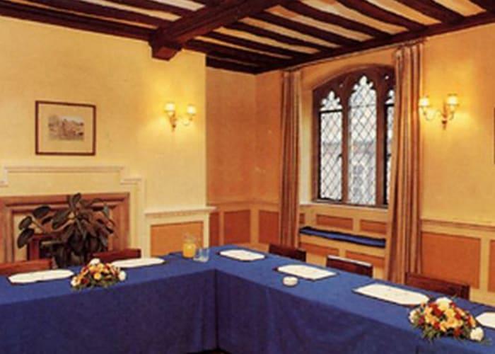 Erasmus Room
