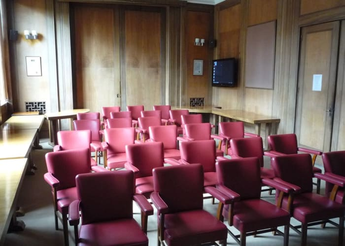 As well as having two large halls, the Guildhall can also offer committee rooms for smaller events