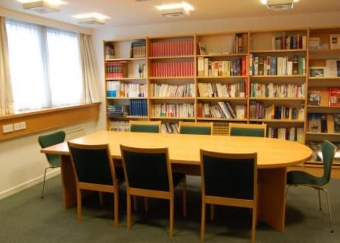 Kaetsu Library Meeting Room