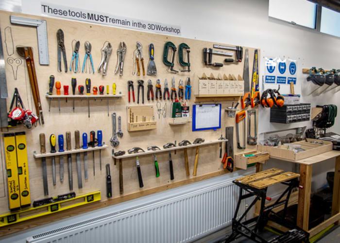 3D Workshops