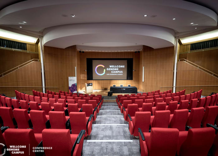 Francis Crick Auditorium