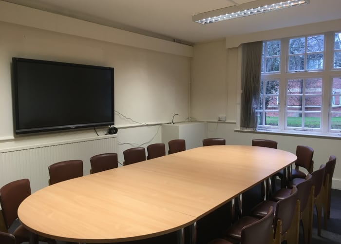Benet House Meeting Room