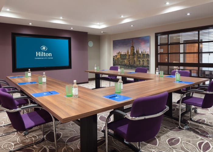 The Byron suite located in the exclusive events area can accommodate up to 50 delegates in a variety of layouts.
