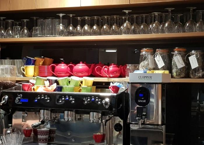 The Iris Cafe
