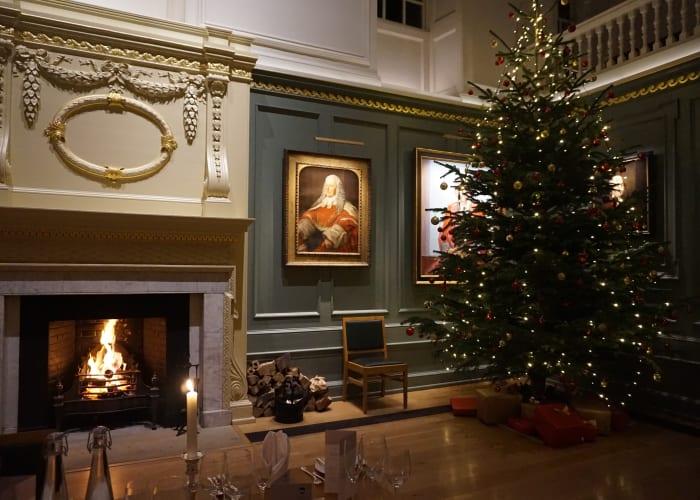 Dining Hall (Christmas)