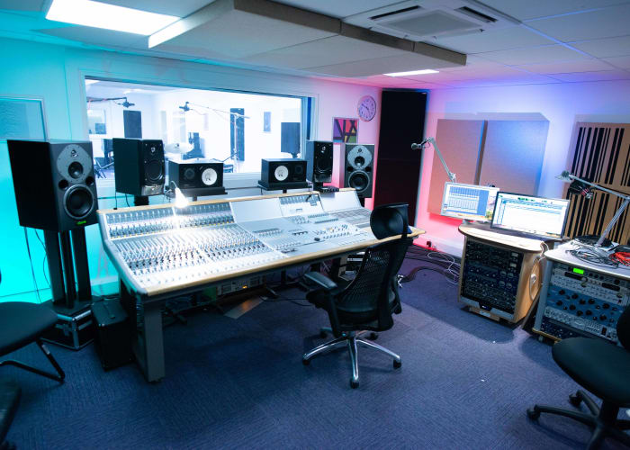 Audio Music Technology Facilities