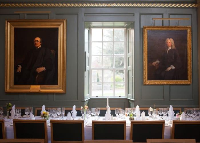 Dining Hall (Portraits)