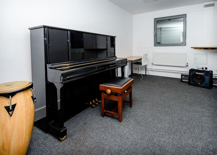 Music Teaching Rooms