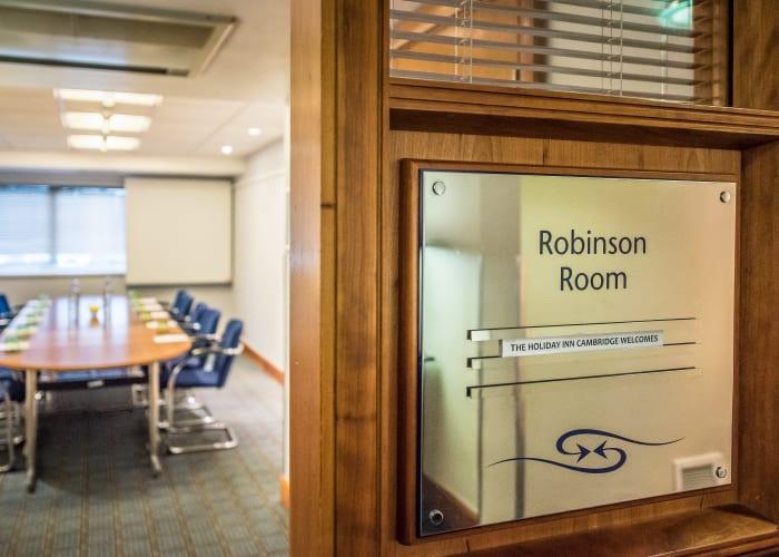 Robinson Room