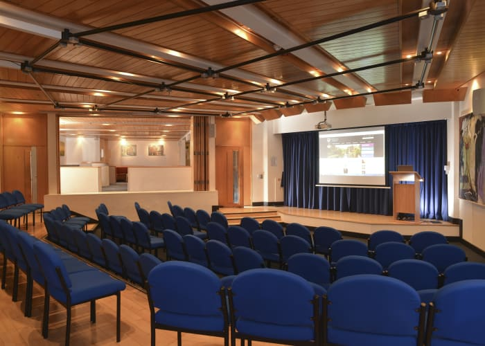 Lecture Theatre (and Terrace Room)