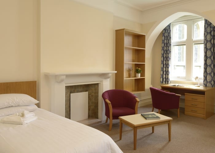 Single Traditional Bedrooms - Trinity Hall Central Site