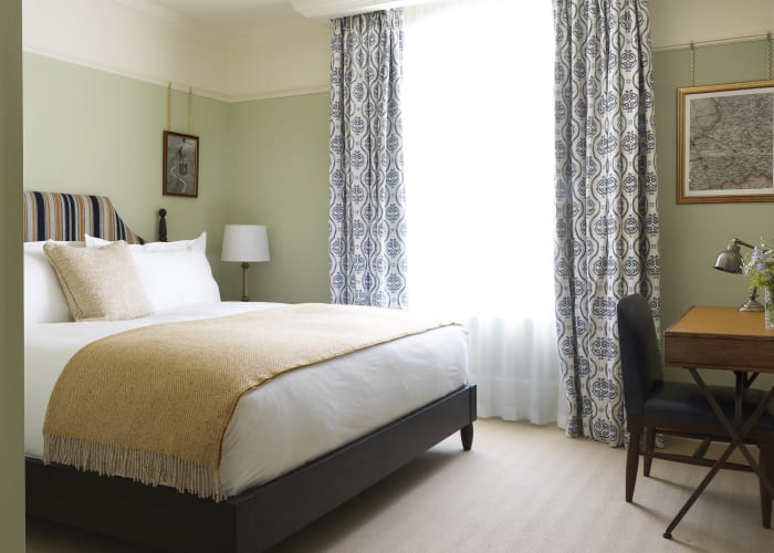 Our classic rooms are either Queen, King or Twin and are 21 - 24 square metres.