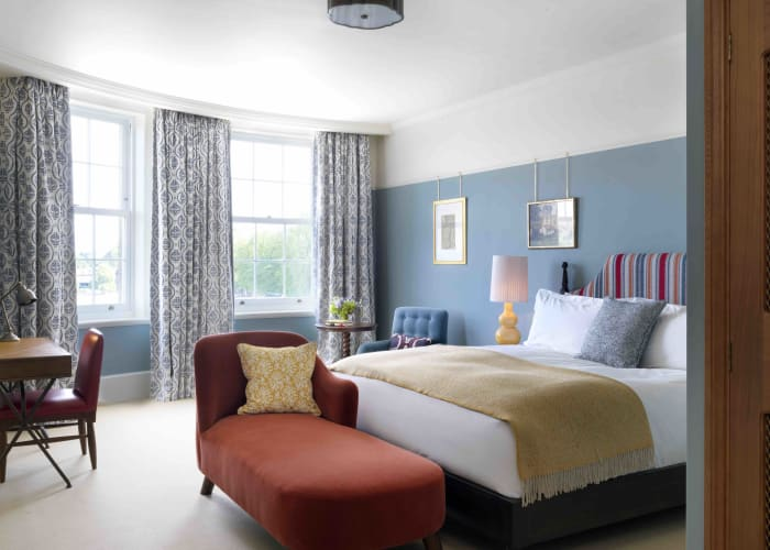 Our Superior rooms are either King size or Twin and are between 25 and 37 square metres.