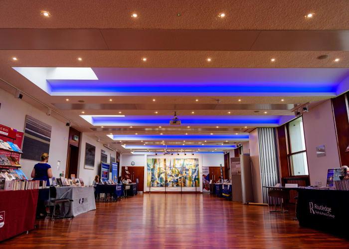 Upper Hall 1 & 2