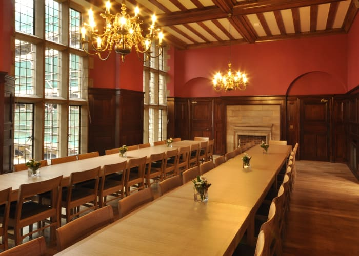 West Court Dining Hall