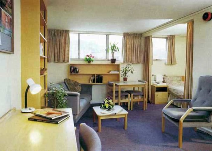 Main College Bedrooms