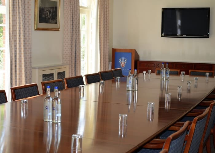 The Council Room, Hughes Hall