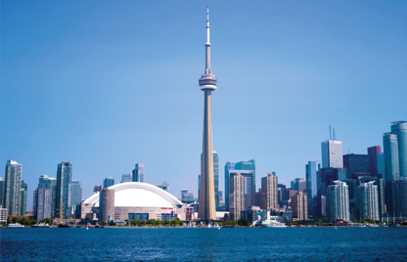 Cn Tower Destination Toronto