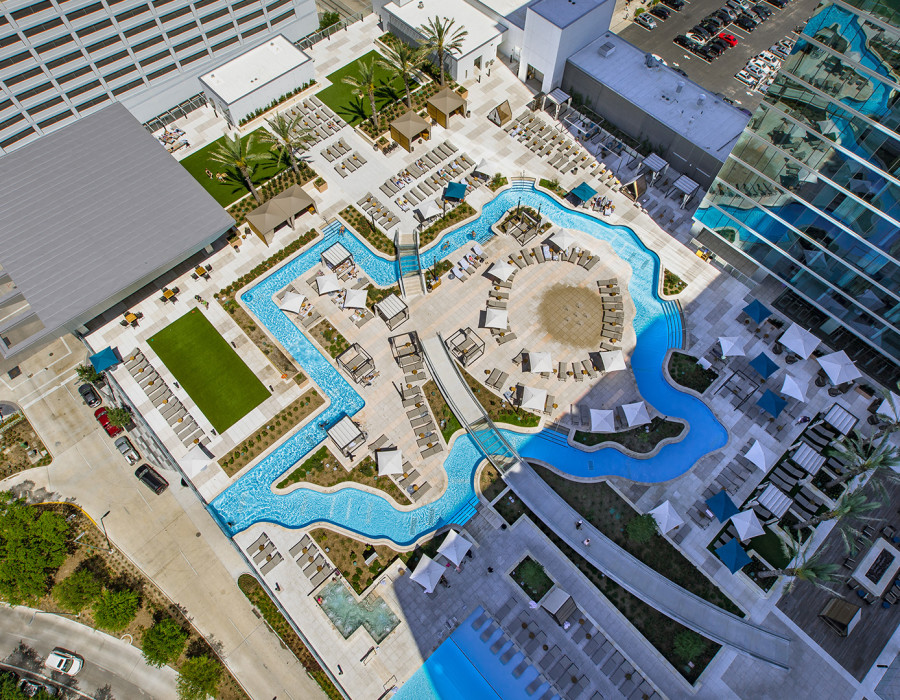 Coolest Hotel Pools