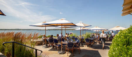 restaurants waterfront