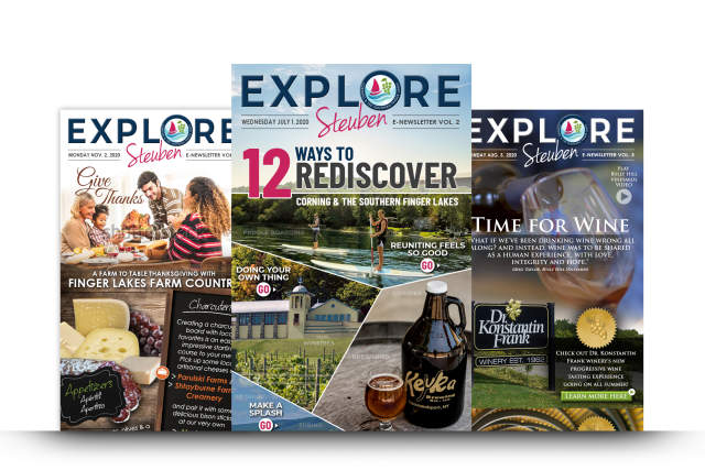 Explore Steuben E-Newsletter