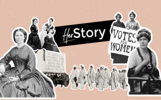 Herstory Scroll Image