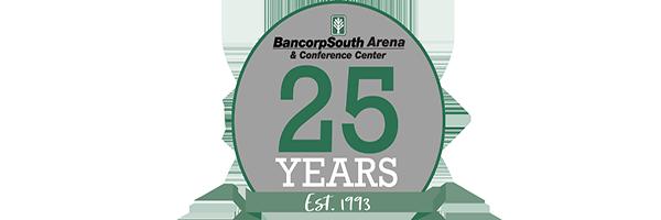 Seating Charts Bancorpsouth Arena Bancorpsouth Arena
