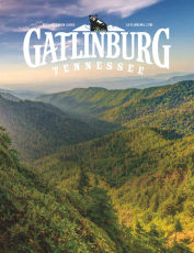 2021 Gatlinburg Guide Cover