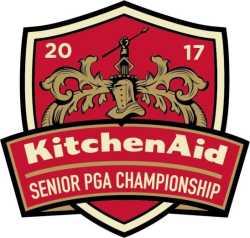 2017 Senior PGA Sports Logo