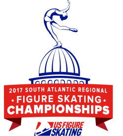 2017 Regional Figure Skating Sports Tournament Logo