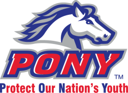 PONY Sports Tournament Logo