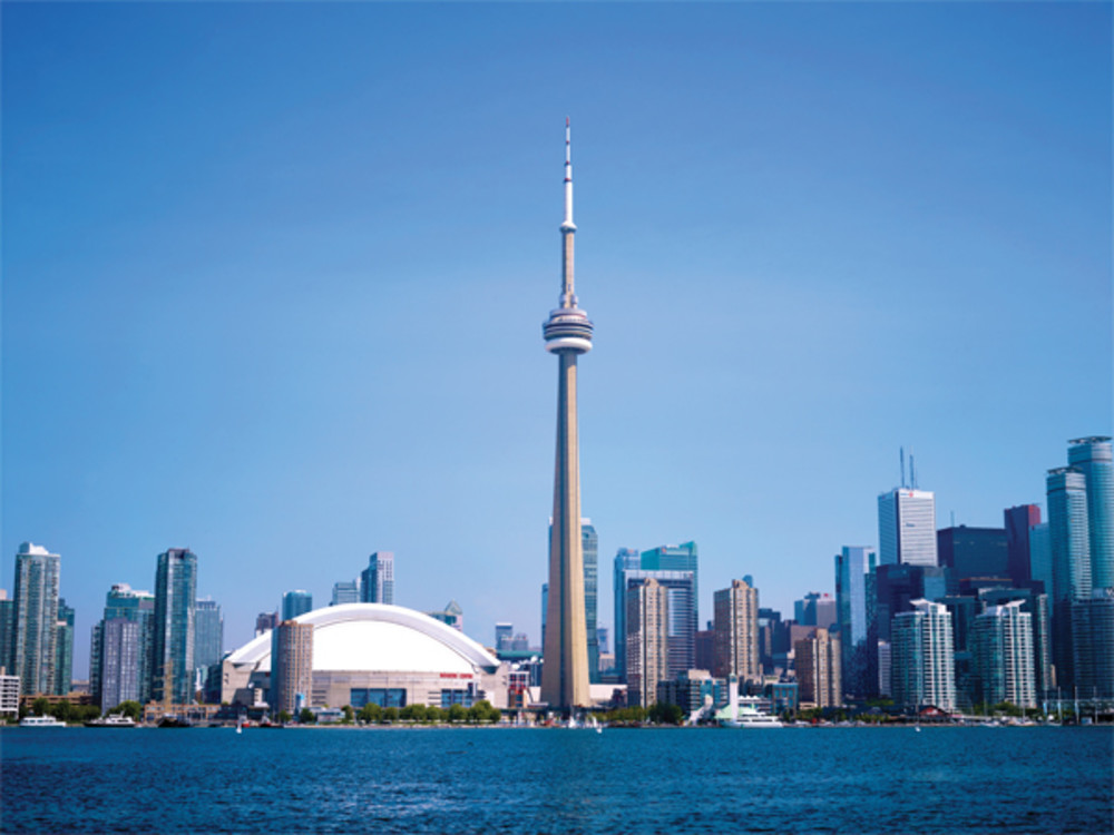 Image result for toronto cn tower""