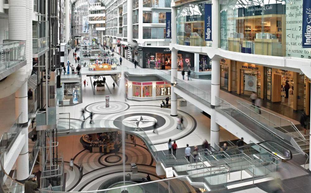 2a5a359d7aa CF - Toronto Eaton Centre | Tourism Toronto