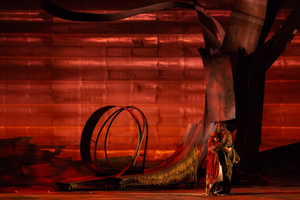 The Cunning Little Vixen 3 Credit Karli Cadel/The Glimmerglass Festival