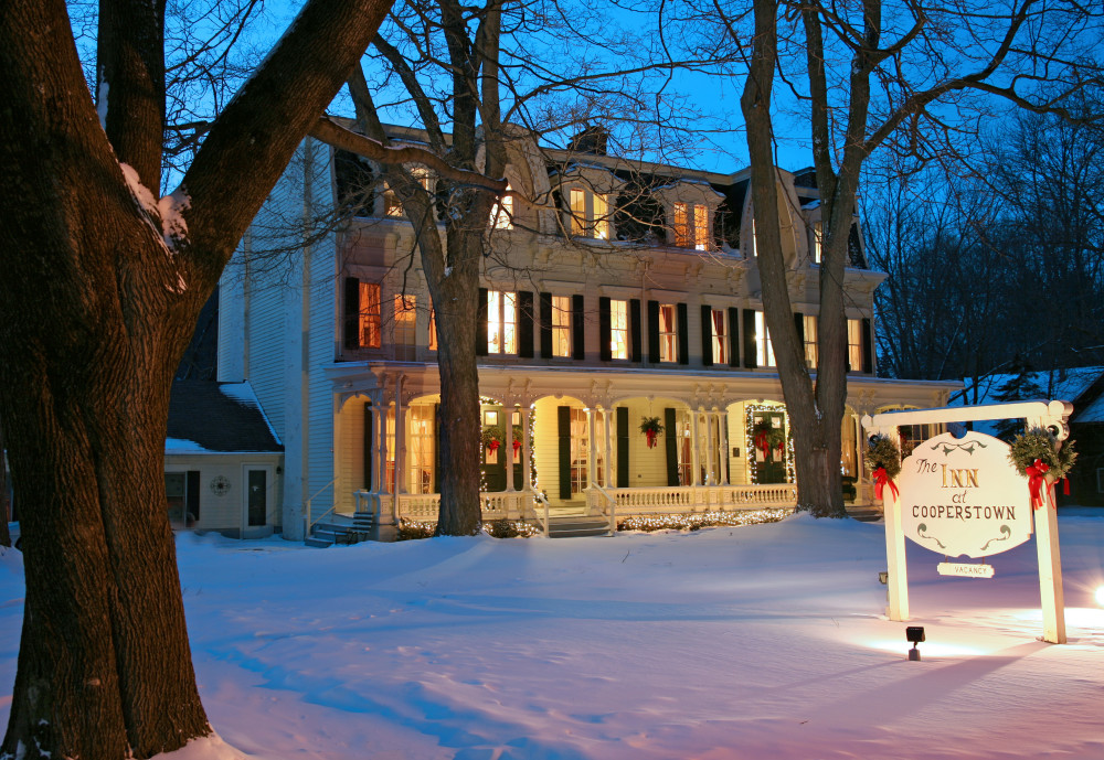 Winter Streetview