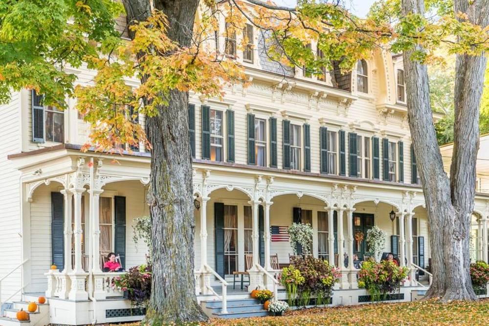 Fall at the Inn