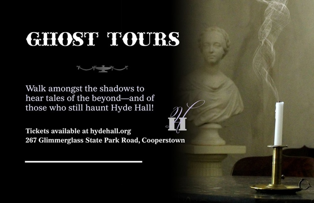 Ghost Tours 2019 Flyer