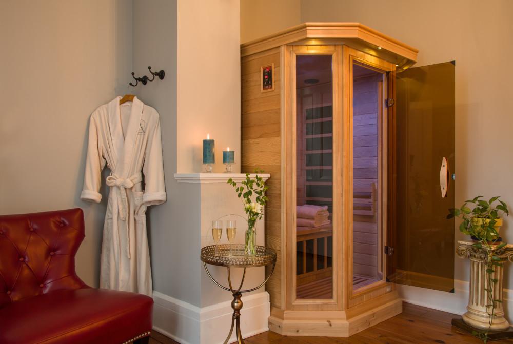 Spa Suite Sauna