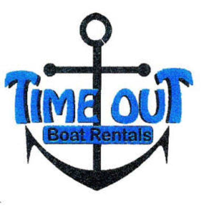 Time Out Boat Rentals Logo