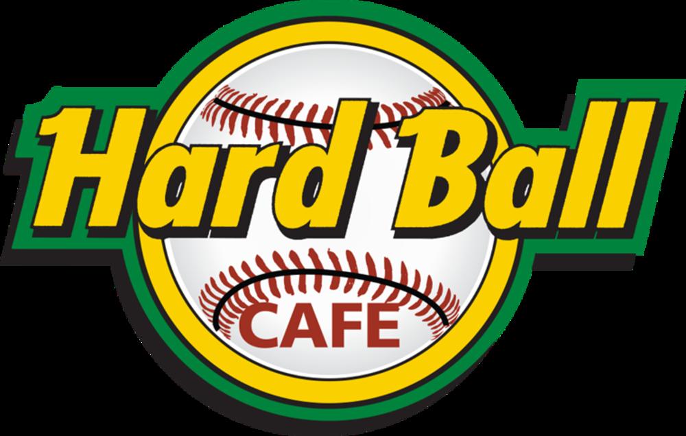 Hard Ball Cafe Logo