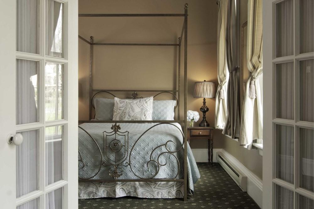 French Door Bedroom