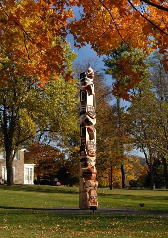 Fall Totem