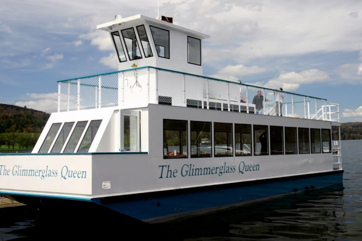 Otsego lake boating